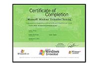 Certificate-MOC