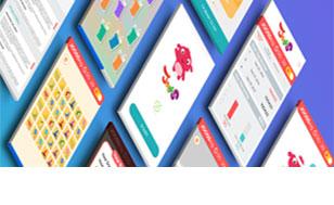 IT学校实训项目之移动设备--APP界面