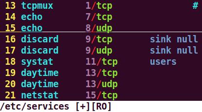 linux开发,Linux下查看端口占用